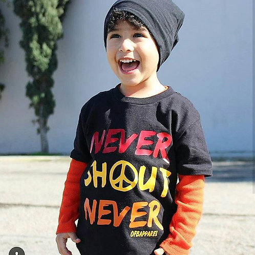 Never Shout Never Tee