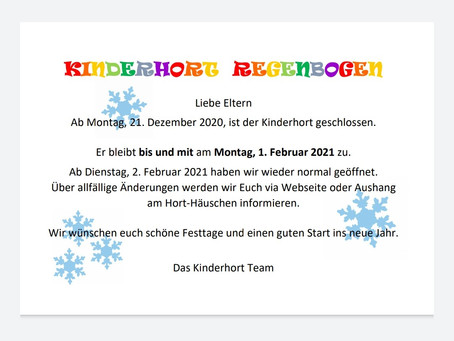 Information Kinderhort