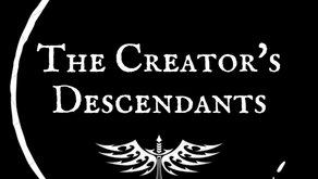 Chapter 4 - The legend of the Creator