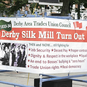 The Silk Mill lockout Festival