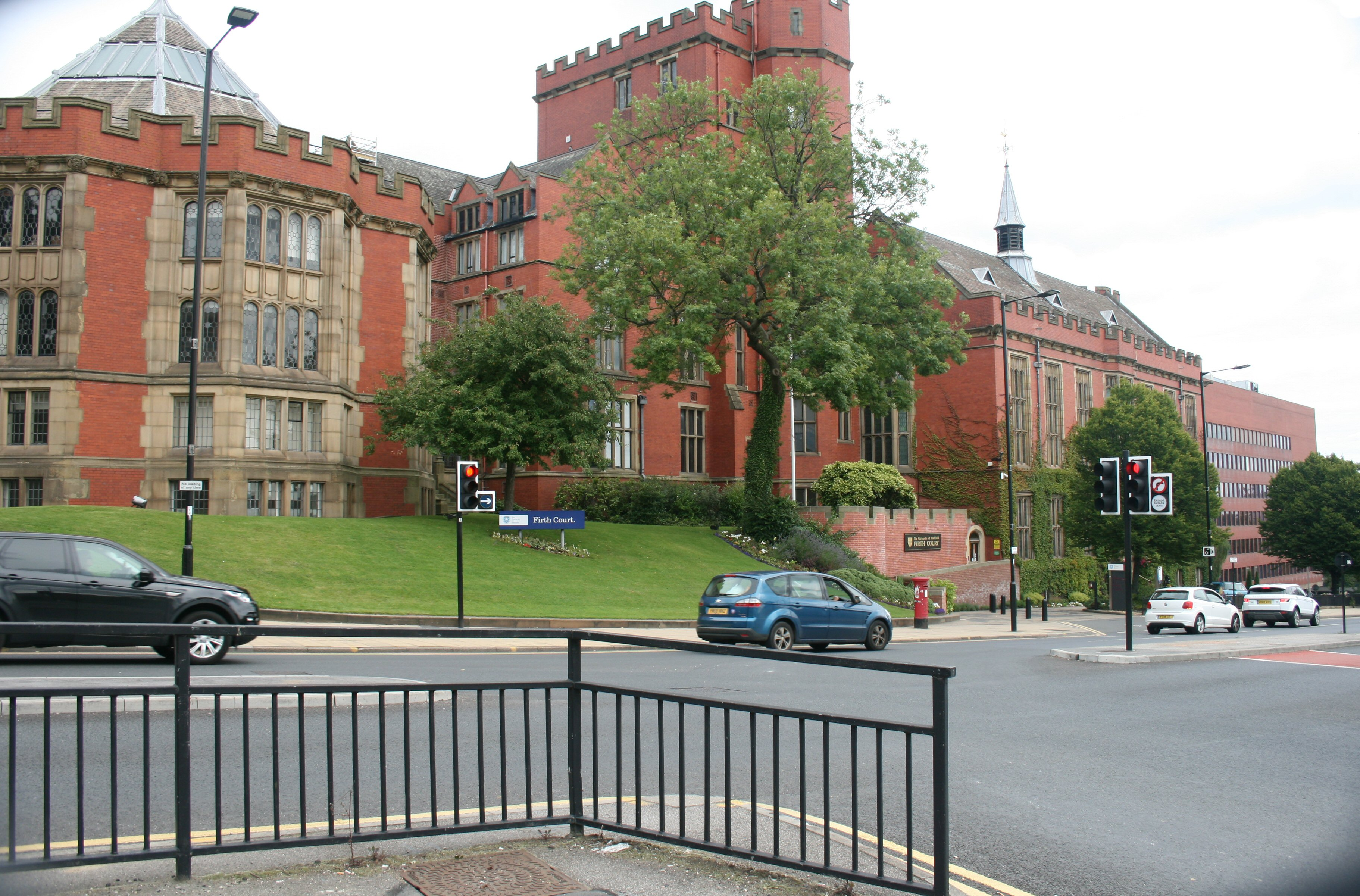 University of Sheffield Firth Court