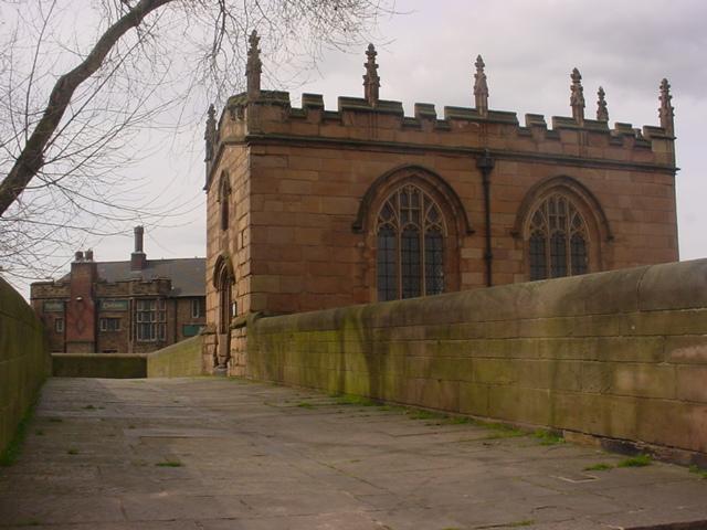 The Little Church of the Bridge