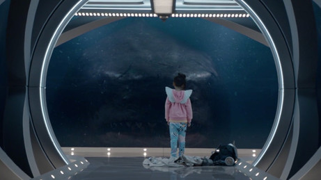 First thoughts from The Meg (2018) trailer