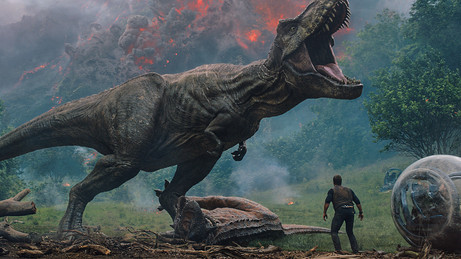 First thoughts from the Jurassic World: Fallen Kingdom (2018) trailer