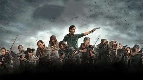 The Walking Dead. (Season 8)