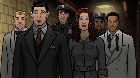 Archer (Season 8)