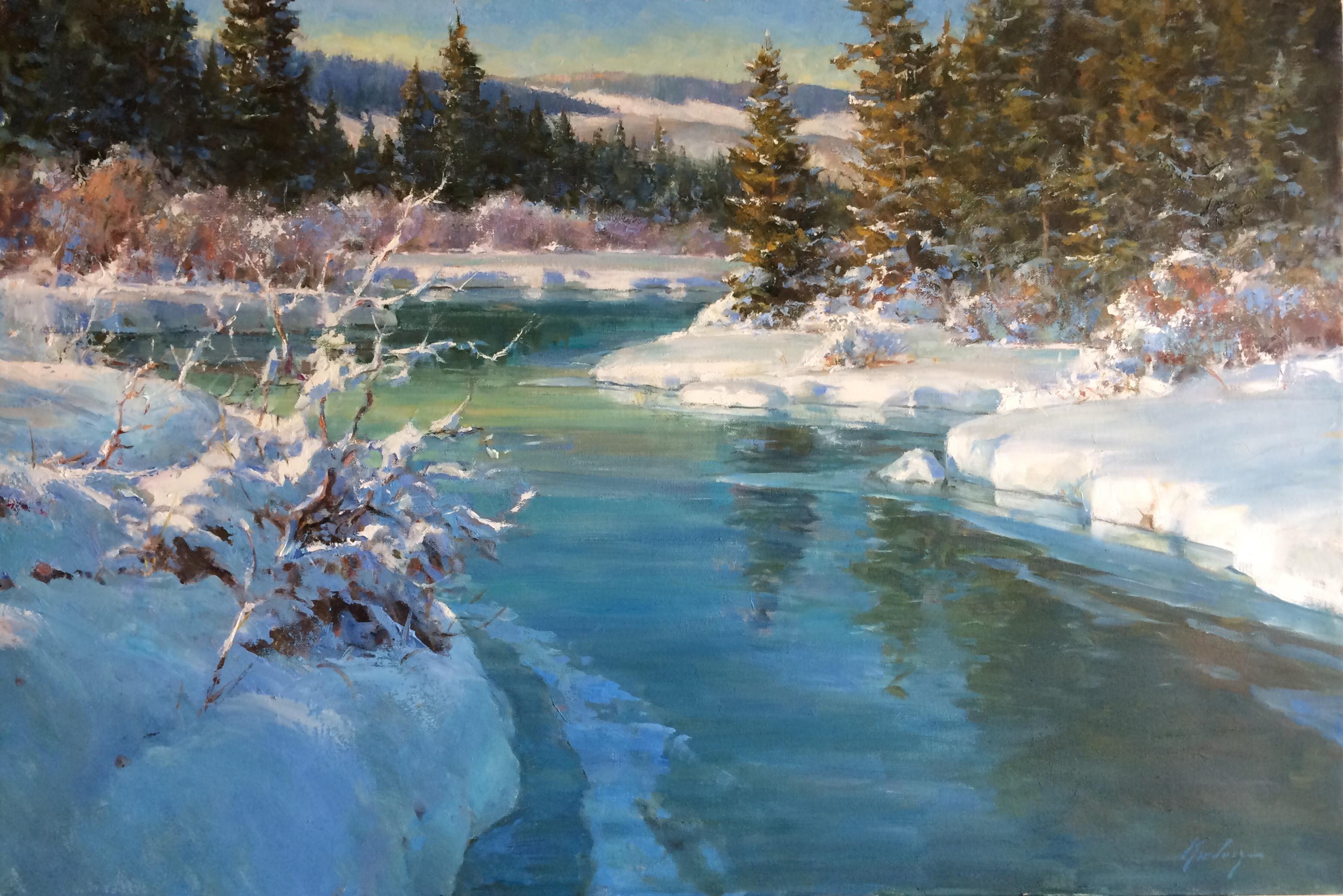 Oil Painting Workshop with Chuck Mardosz