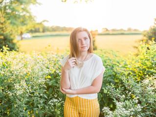 Hannah | Marysville Senior | Columbus, Ohio Photographer