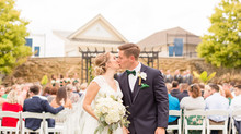 Kristine + Kyle | Scioto Reserve Wedding | Columbus, Ohio Wedding Photographer