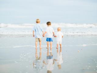Stepanoff Family | Onslow Beach | Jacksonville NC Photographer