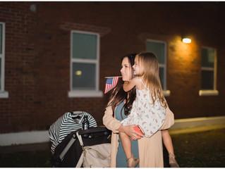 Welcome Home Marine | Military Homecoming