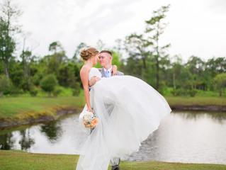Claire & Luke | Barn Wedding | Jacksonville, NC Photographer