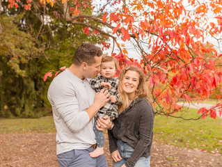 Lewis Family | Inniswood Metro Gardens | Columbus, Ohio Photographer