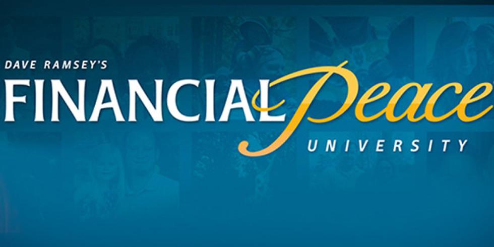 Dave Ramsey's Financial Peace University (9 Week Workshop)