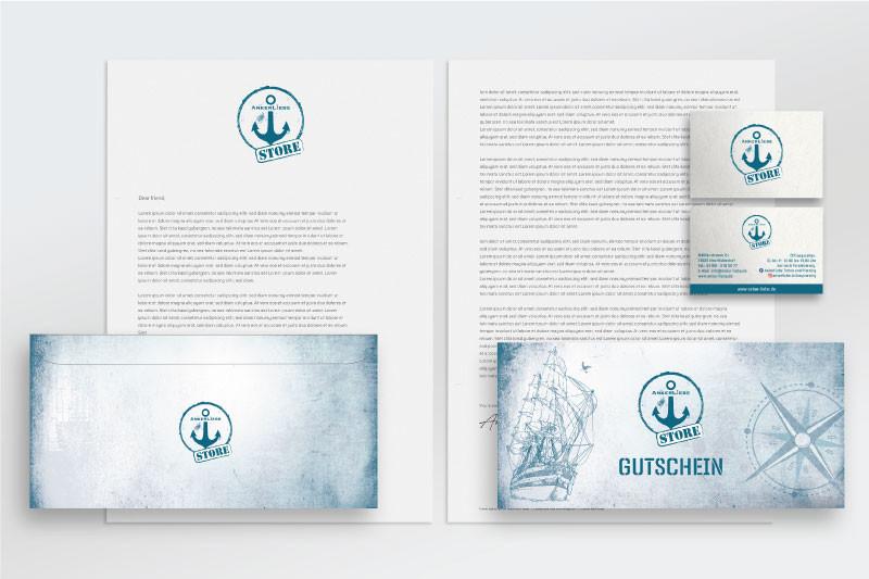 logo updesign & gutschein