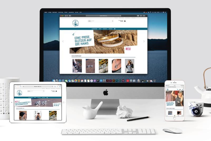 online corporate design