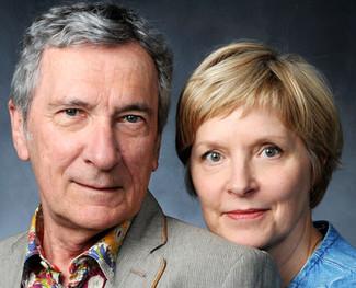 Eva Scheurer und Rudolf Kowalski