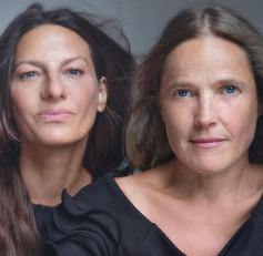 Catrin Striebeck und Karoline Eichhorn
