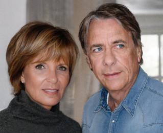 Ulrike Kriener und Georg Weber