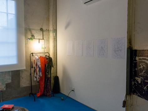 Instalação Ômega III - foto por sara não tem nome