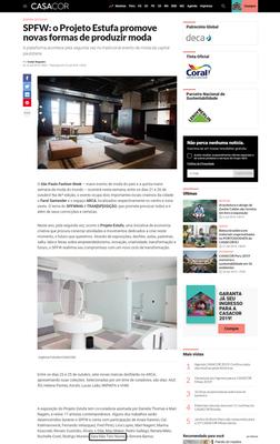 SPFW_ o Projeto Estufa promove novas for