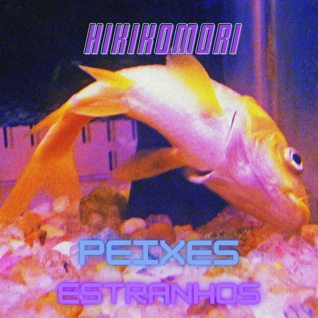 peixes estranhos