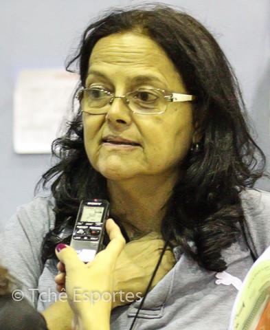 Marisa Cecilia Loffredo, coordenadora de Guarulhos