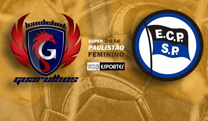 #Resumão: Guarulhos vs Pinheiros