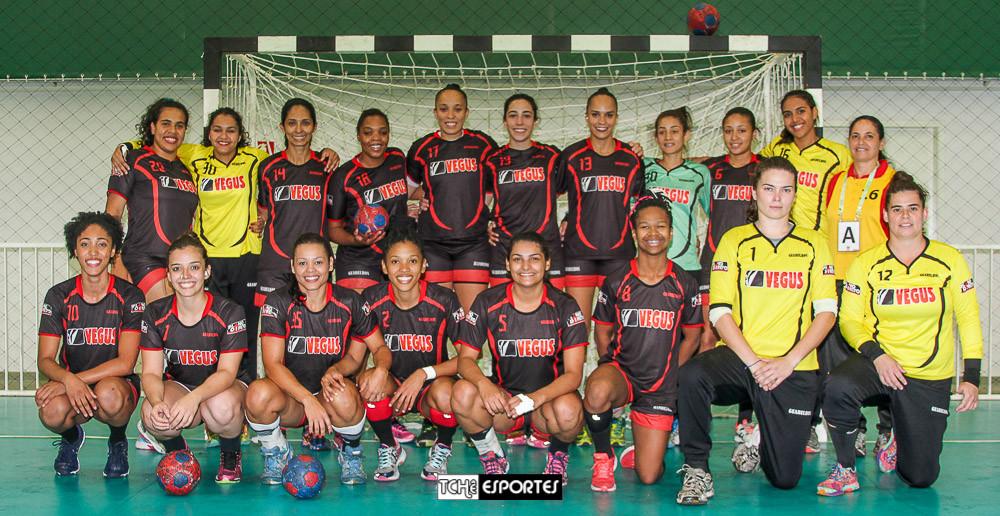 Equipe do Guarulhos. (foto André Pereira / Tchê Esportes)