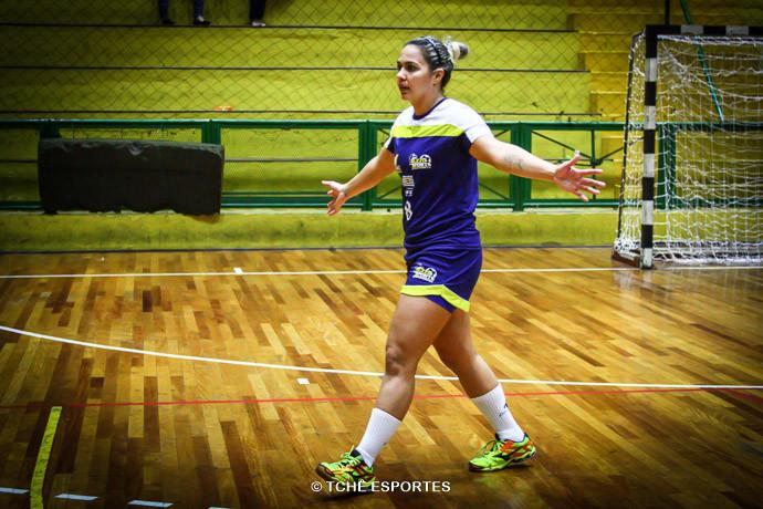 Verônica, do São José. (foto arquivo Tchê Esportes)