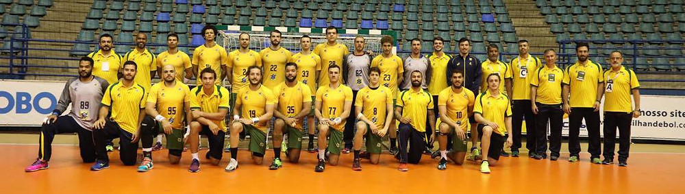 Seleção Brasileira Masculina de Handebol (foto Cinara Piccolo/Photo&Grafia)