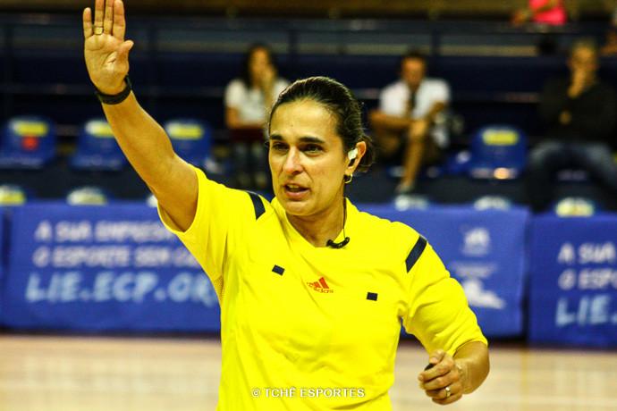 Adriana Caparica. (foto André Pereira / Tchê Esportes)