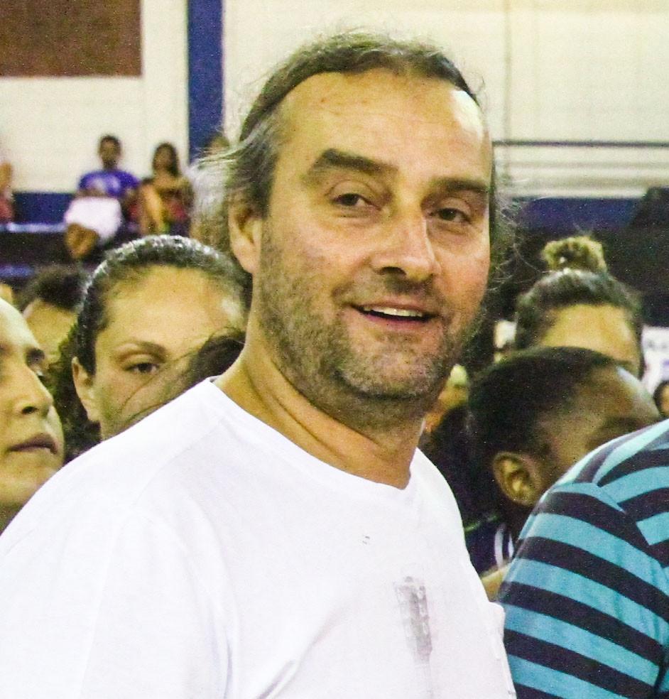 José Alexandre Devesa, secretário de esportes de São Bernardo do Campo/SP (foto arquivo Tchê Esportes)