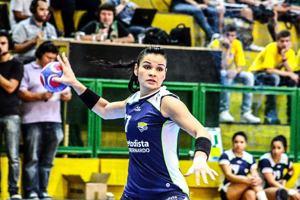 Atalita, Metodista/São Bernardo, campeã em 2014. (foto arquivo Tchê Esportes)