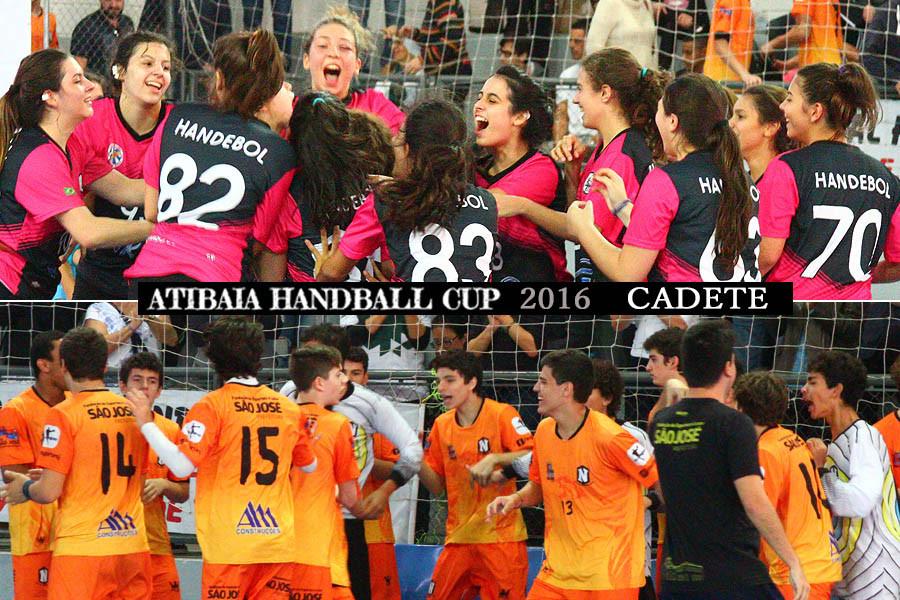 Atibaia Handebol Cup 2016. (arte Tchê Esportes)