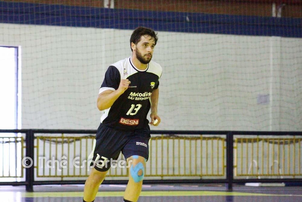 Diogo Hubner, Metodista (foto André Pereira / Tchê Esportes)