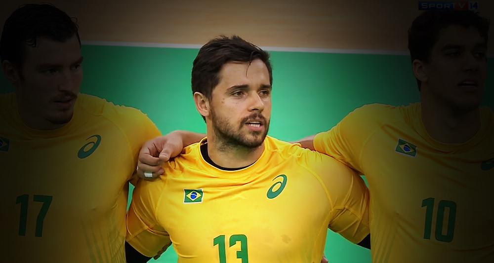 Diogo Hubner (foto reprodução Sport TV)