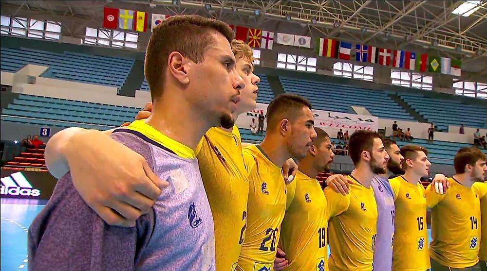 Mundial de Handebol Junior Masculino 2017 (foto reprodução divulgação do evento)