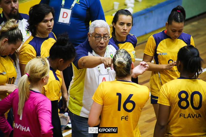Equipe do Santo André. (foto arquivo Tchê Esportes)