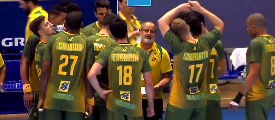 Seleção Brasileira perde o segundo jogo no Mundial Juvenil de Handebol
