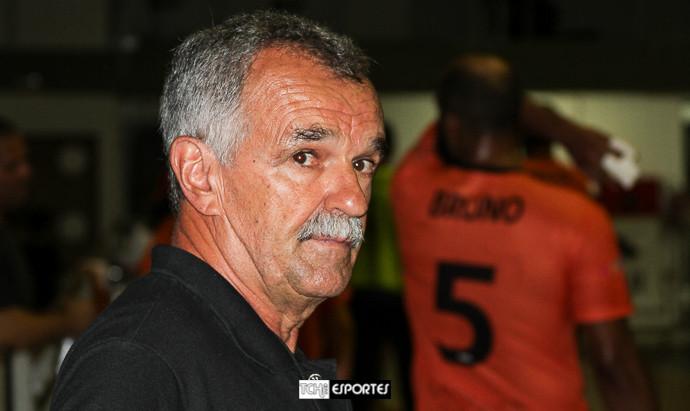 Roberto de Lima Ros, delegado da FPHb. (foto André Pereira / Tchê Esportes)