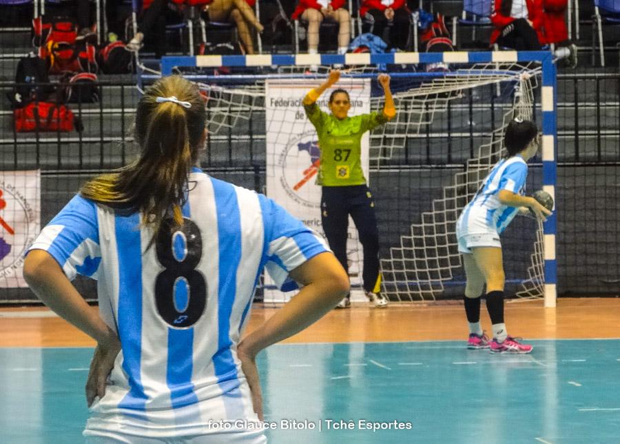 4º jogo Brasil x Argentina