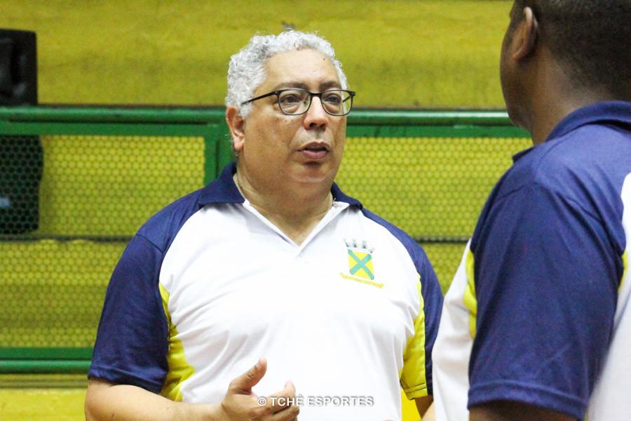 Piazza, Técnico do Santo André. Foto: André Pereira / Tchê Esportes