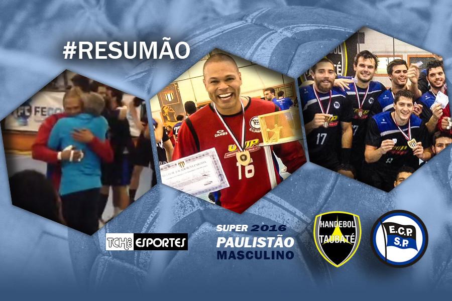 #Resumão e outras histórias da final (arte Tchê Esportes))