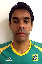 Cristiano Rocha, técnico da Seleção Brasileira. (foto Divulgação)