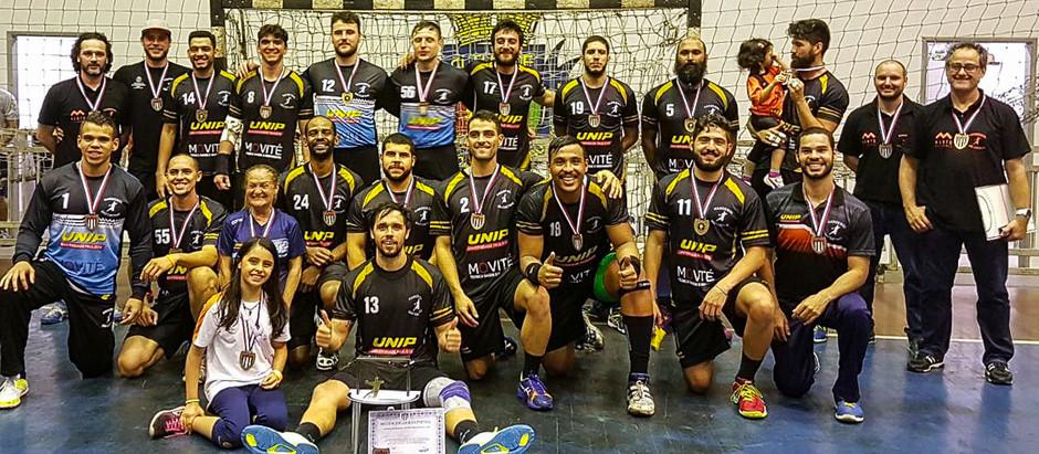 São Caetano é a terceira força do handebol masculino em São Paulo