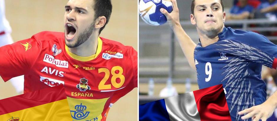 Espanha e França fazem a final do Mundial Juvenil Masculino de Handebol