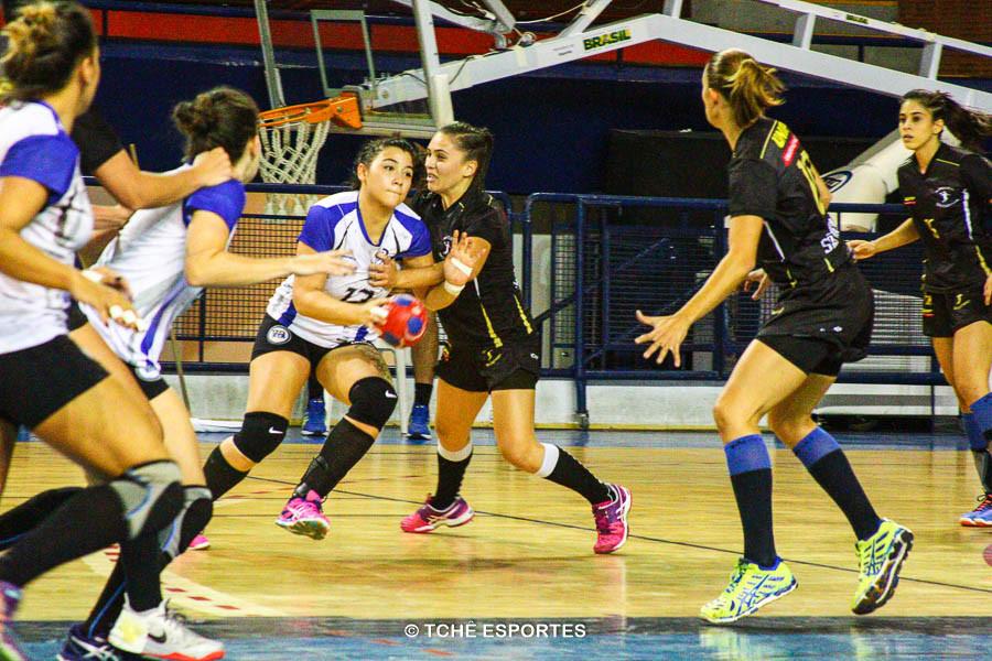 Pinheiros vence São Caetano  (foto André Pereira / Tchê Esportes)