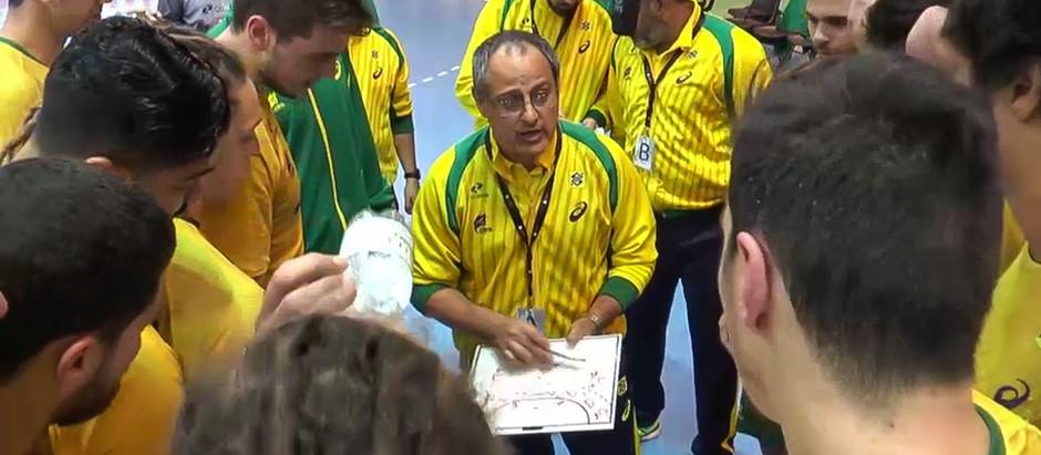 Brasil fez teste forte na Yellow Cup e terá boa participação no Mundial de Handebol