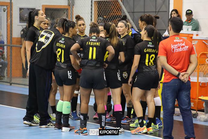 Equipe do Taubaté. (foto arquivo Tchê Esportes)